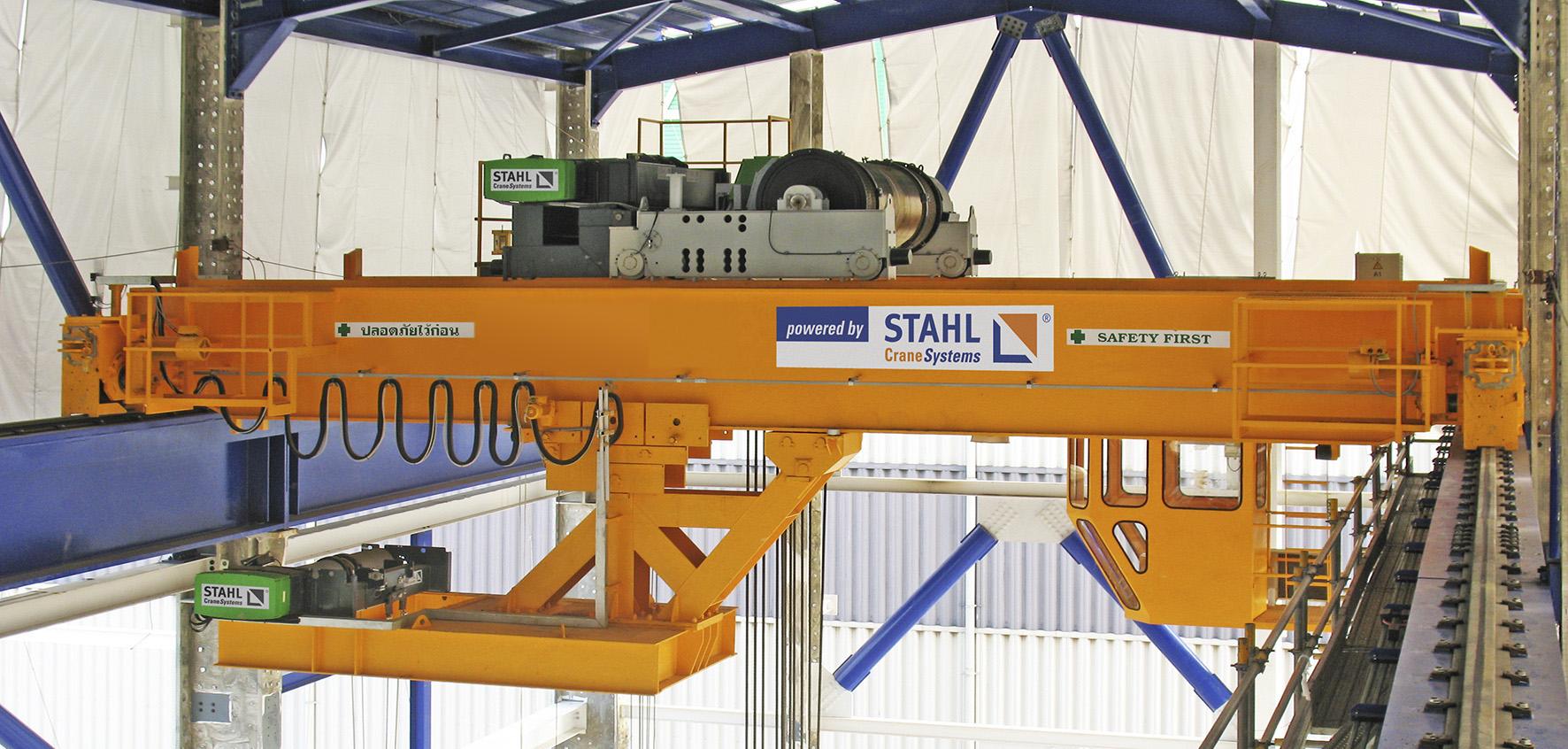 Explosion Protected Kran Direkt Antriebstechnik Und Frdertechnik Stahl Chain Hoist Wiring Diagram